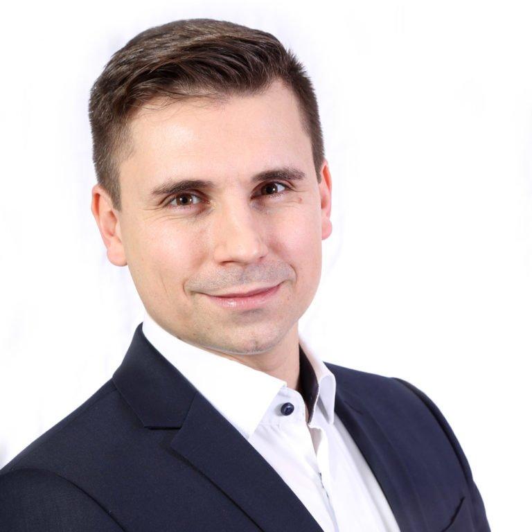 Michael Loch, Geschäftsführer der Glawe GmbH